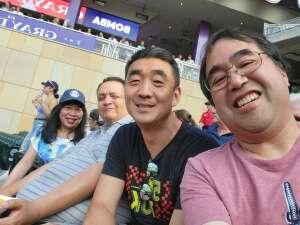 TR attended Minnesota Twins vs. Chicago White Sox - MLB on Jul 5th 2021 via VetTix