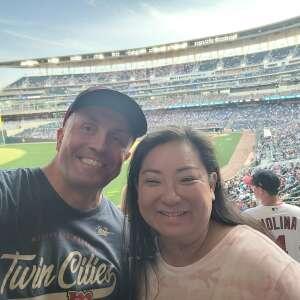 Dan Z attended Minnesota Twins vs. Chicago White Sox - MLB on Jul 5th 2021 via VetTix