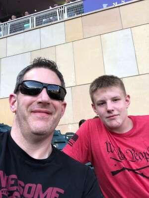 Jesse attended Minnesota Twins vs. Chicago White Sox - MLB on Jul 5th 2021 via VetTix