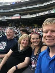 Dan attended Minnesota Twins vs. Chicago White Sox - MLB on Jul 5th 2021 via VetTix