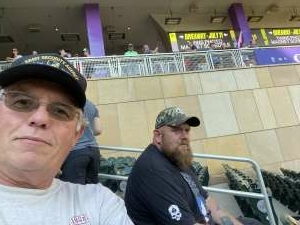 Jim U attended Minnesota Twins vs. Chicago White Sox - MLB on Jul 5th 2021 via VetTix