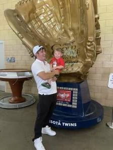 Zac attended Minnesota Twins vs. Detroit Tigers - MLB on Jul 11th 2021 via VetTix