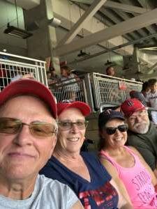 Russ Minnick attended Minnesota Twins vs. Detroit Tigers - MLB on Jul 11th 2021 via VetTix