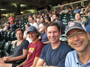 Jeff Patterson attended Minnesota Twins vs. Los Angeles Angels - MLB on Jul 23rd 2021 via VetTix