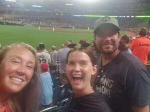 Marshall Brace attended Minnesota Twins vs. Los Angeles Angels - MLB on Jul 23rd 2021 via VetTix