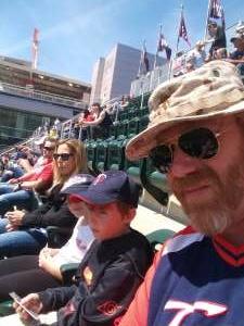 J attended Minnesota Twins vs. Los Angeles Angels - MLB on Jul 23rd 2021 via VetTix
