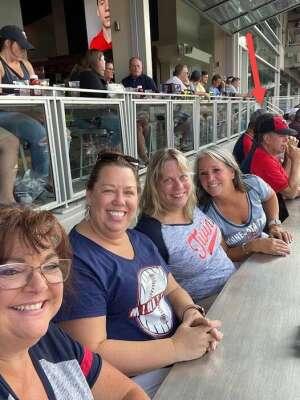 Charles C attended Minnesota Twins vs. Los Angeles Angels - MLB on Jul 23rd 2021 via VetTix