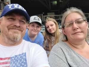 Brian Hanna attended Minnesota Twins vs. Los Angeles Angels - MLB on Jul 23rd 2021 via VetTix