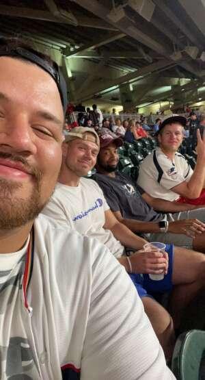 Steve attended Minnesota Twins vs. Los Angeles Angels - MLB on Jul 23rd 2021 via VetTix