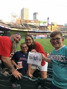 Click To Read More Feedback from Minnesota Twins vs. Los Angeles Angels - MLB
