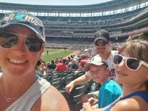 Micj attended Minnesota Twins vs. Los Angeles Angels - MLB on Jul 25th 2021 via VetTix