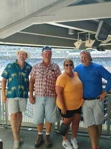Chad Jahnke attended Minnesota Twins vs. Los Angeles Angels - MLB on Jul 25th 2021 via VetTix