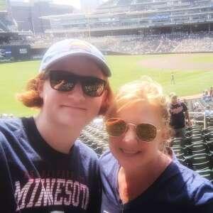 Ss attended Minnesota Twins vs. Los Angeles Angels - MLB on Jul 25th 2021 via VetTix