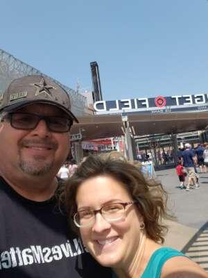 Neil attended Minnesota Twins vs. Los Angeles Angels - MLB on Jul 25th 2021 via VetTix