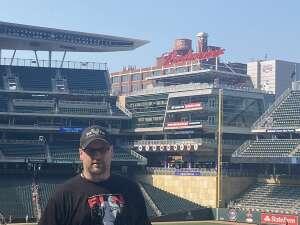 Jason attended Minnesota Twins vs. Los Angeles Angels - MLB on Jul 25th 2021 via VetTix