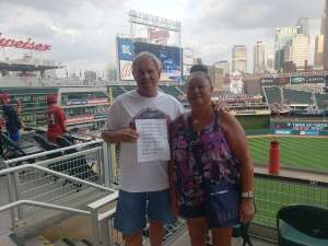 Gene attended Minnesota Twins vs. Detroit Tigers - MLB on Jul 27th 2021 via VetTix