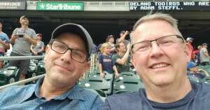 Joe attended Minnesota Twins vs. Detroit Tigers - MLB on Jul 27th 2021 via VetTix