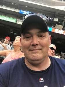 Brian attended Minnesota Twins vs. Detroit Tigers - MLB on Jul 27th 2021 via VetTix