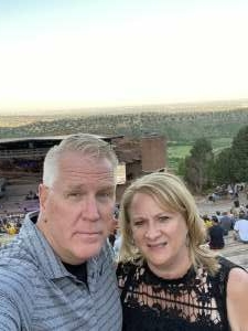 Randy attended Big Head Todd and the Monsters on Jun 12th 2021 via VetTix