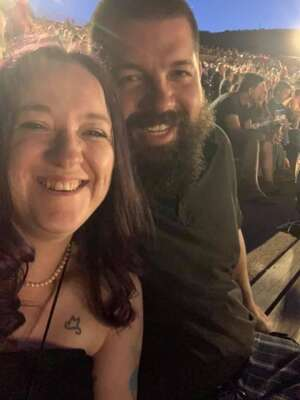 Louis attended Big Head Todd and the Monsters on Jun 12th 2021 via VetTix