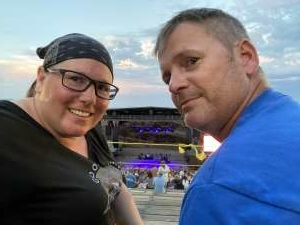 Jen & Jeff Mix attended Big Head Todd and the Monsters on Jun 13th 2021 via VetTix