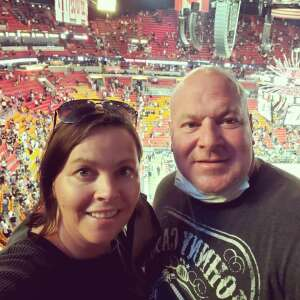 Andres attended Miami Heat vs. Milwaukee Bucks - Military Appreciation Night - NBA Playoffs - Round 1 - Home Game 2 on May 29th 2021 via VetTix