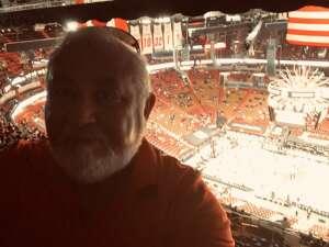 Mo attended Miami Heat vs. Milwaukee Bucks - Military Appreciation Night - NBA Playoffs - Round 1 - Home Game 2 on May 29th 2021 via VetTix