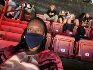 Kimberly attended Miami Heat vs. Milwaukee Bucks - Military Appreciation Night - NBA Playoffs - Round 1 - Home Game 2 on May 29th 2021 via VetTix