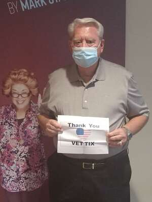 Charlie R attended Becoming Dr. Ruth on Jun 3rd 2021 via VetTix