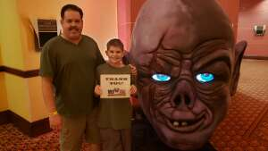 Travis attended Arizona Horror Convention - Mad Monster Party on Jul 2nd 2021 via VetTix