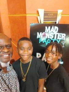 Eljay attended Arizona Horror Convention - Mad Monster Party on Jul 2nd 2021 via VetTix
