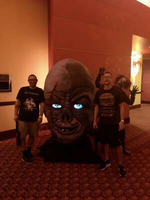Brett Mahoney attended Arizona Horror Convention - Mad Monster Party on Jul 2nd 2021 via VetTix