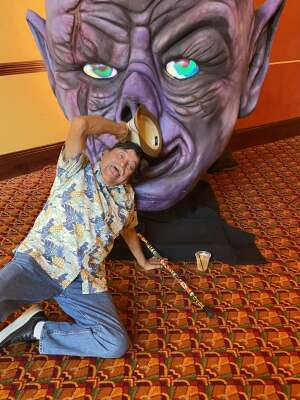Conrad attended Arizona Horror Convention - Mad Monster Party on Jul 2nd 2021 via VetTix