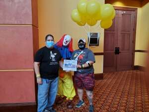 Denise  attended Arizona Horror Convention - Mad Monster Party on Jul 2nd 2021 via VetTix