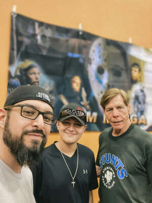 David Basaldua attended Arizona Horror Convention - Mad Monster Party on Jul 2nd 2021 via VetTix