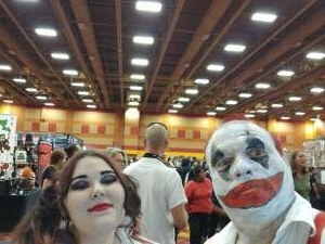 Mark attended Arizona Horror Convention - Mad Monster Party on Jul 3rd 2021 via VetTix