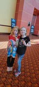Mark Family attended Arizona Horror Convention - Mad Monster Party on Jul 3rd 2021 via VetTix