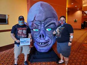 Click To Read More Feedback from Arizona Horror Convention - Mad Monster Party
