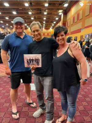 Justin attended Arizona Horror Convention - Mad Monster Party on Jul 3rd 2021 via VetTix