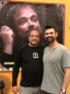 Daniel attended Arizona Horror Convention - Mad Monster Party on Jul 3rd 2021 via VetTix