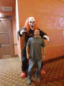 Carlos attended Arizona Horror Convention - Mad Monster Party on Jul 4th 2021 via VetTix