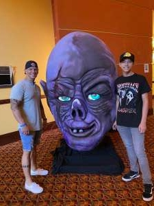 Mark H attended Arizona Horror Convention - Mad Monster Party on Jul 4th 2021 via VetTix