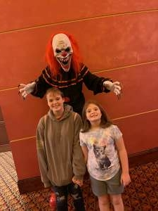 Lawrence DeVoto attended Arizona Horror Convention - Mad Monster Party on Jul 4th 2021 via VetTix