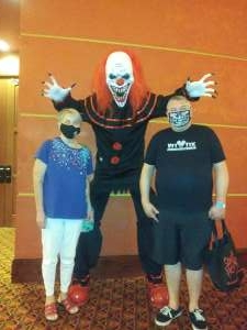 Eddie attended Arizona Horror Convention - Mad Monster Party on Jul 4th 2021 via VetTix