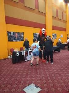 Donald Hancock attended Arizona Horror Convention - Mad Monster Party on Jul 4th 2021 via VetTix