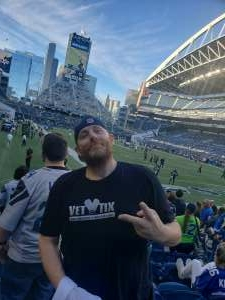 Click To Read More Feedback from Seattle Seahawks vs. San Diego Chargers - NFL Preseason