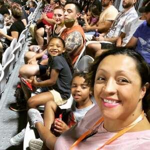 Angie attended Phoenix Rising vs. San Diego Loyal SC - USL on Jun 5th 2021 via VetTix