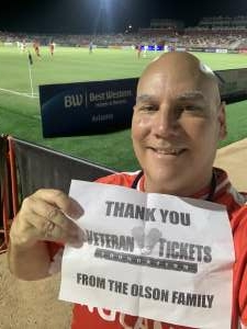 Click To Read More Feedback from Phoenix Rising vs. San Diego Loyal SC - USL