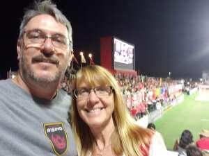Michael attended Phoenix Rising vs. San Diego Loyal SC - USL on Jun 5th 2021 via VetTix