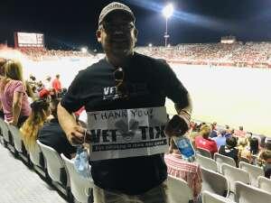 Miguel  attended Phoenix Rising FC vs. Tacoma Defiance - USL on Jun 12th 2021 via VetTix
